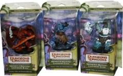 D&D Miniatures: Legendary Evils booster case sealed (8-ct)