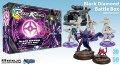 Relic Knights: Dark Space Calamity Black Diamond Battle Box