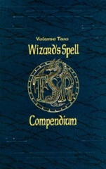 AD&D RPG: Wizard's Spell Compendium volume two 2