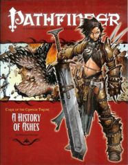 Pathfinder Adventure Path #10 Curse of the Crimson Throne Chapter 4: