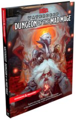 D&D 5th edition: Waterdeep - Dungeon of the Mad Mage