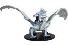 HUGE White Dragon - Pathfinder Evolution Boxed Set
