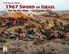 Panzer Grenadier: 1967 Sword of Israel - Modern board game