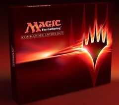 MTG: magic the gathering Commander Anthology 2017 box complete sealed set