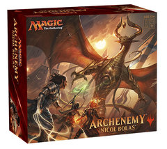 MTG: Nicol Bolas Archenemy boxed set