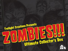 Zombies!!! Ultimate Collector's Box board game twilight creations
