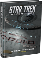 Star Trek Adventures RPG: base/core rulebook COLLECTOR'S EDITION modiphius
