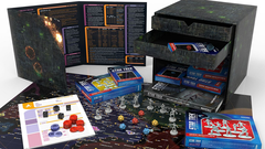 Star Trek Adventures RPG: Borg Cube COLLECTOR's EDITION Box base/core set modiphius