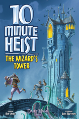 10 Minute Heist - The Wizard's Tower: PRESALE board game