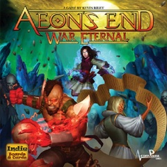 Aeon's End: War Eternal stand alone or expansion deck-building game