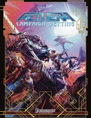 Pathfinder Roleplaying Game RPG: Aethera campaign setting