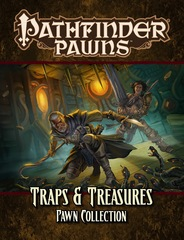 Pathfinder Pawns: PRESALE Traps & Treasures Pawn Collection paizo