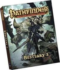 Pathfinder RPG: Bestiary 3 (Pocket Edition) Paizo