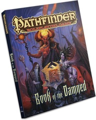 Pathfinder Roleplaying Game RPG: Book of the Damned paizo