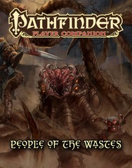 Pathfinder Roleplaying Game RPG: PRESALE People of the Wastes paizo