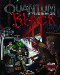 Ubiquity RPG: PRESALES Quantum Black base/core revised rulebook