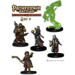 Pathfinder Battles: Iconic Heroes Box Set 7