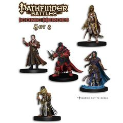 Pathfinder Battles: Iconic Heroes Box Set 8