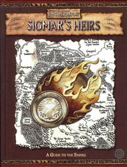 Warhammer Fantasy Roleplaying Game 2nd edition: Sigmar's Heirs WFRP