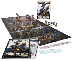 Warhammer 40K: Know No Fear starter boxed set GW