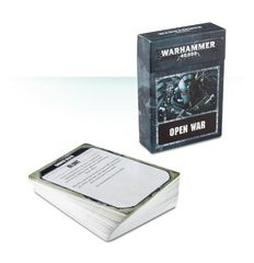 Warhammer 40K: Open War Cards GW