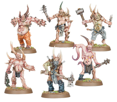 Warhammer 40K: Easy to Build Death Guard Poxwalkers