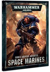 Warhammer 40K: Codex Space Marines (Hardcover) GW