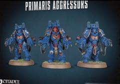 Warhammer 40K: Space Marine Primaris Aggressors GW