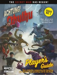 Achtung! Cthulhu 2d20 RPG: PRESALE Player's Guide modiphius