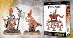 Warhammer Age of Sigmar: PRESALE Start Collecting! Fyreslayers GW