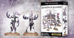Warhammer Age of Sigmar: PRESALE Start Collecting! Daemons of Slaanesh GW