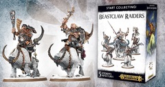 Warhammer Age of Sigmar: PRESALE Start Collecting! Beastclaw Raiders GW