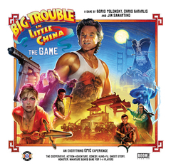 Big Trouble in Little China: The Game board game