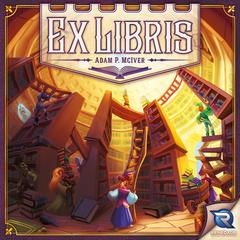 Ex Libris: board game renegade studios