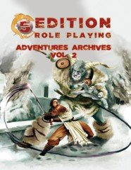 5th Edition Adventures: PRESALE Archives volume 2 troll lord games