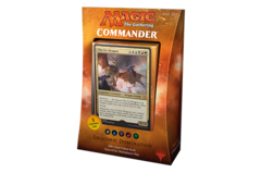 Commander 2017: Draconic Domination deck