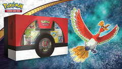 Pokemon TCG: Super Premium Shining Victories featuring Ho-Ho Collection Box