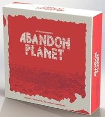 Abandon Planet: PRESALE board game