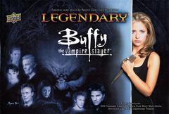 Legendary: Buffy the Vampire Slayer deck building game upper deck