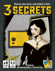 3 Secrets: PRESALE board game dv giochi