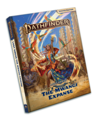Pathfinder RPG: Lost Omens - The Mwangi Expanse paizo