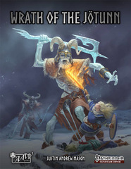 Pathfinder RPG: PRESALE Into the Wintery Gale - Wrath of the Jotunn