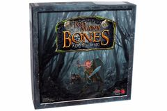 Too Many Bones: base/core board dice game