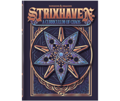 D&D 5th edition: PRESALE Strixhaven - Curriculum of Chaos ALTERNATE COVER EDITION