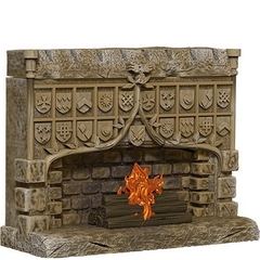 Fireplace (hearth)