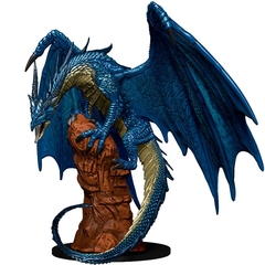 Large Blue Dragon