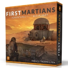 First Martians: Adventures on the Red Planet board game Portal
