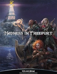 Shadow of the Demon Lord RPG: PRESALE Madness in Freeport