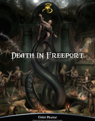 Shadow of the Demon Lord RPG: Death in Freeport