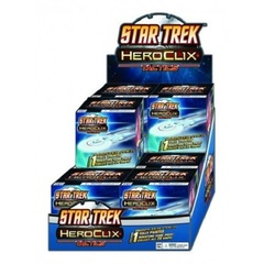 Heroclix: Star Trek Tactics series 1 I 12-ct. gravity feed booster display